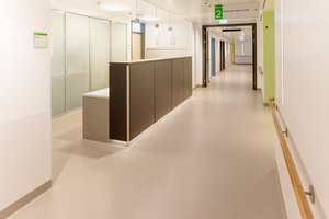 Neubau Klinikum Crailsheim | Manufacturer references | Nora Systems reference projects