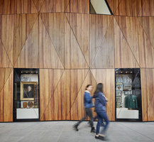 Gateway Building for Trinity College at The University of Melbourne | Università | McIldowie Partners