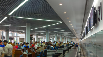 Phom Penh International Airport (new terminal) | Manufacturer references | Arkoslight reference projects