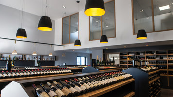 Caves Carriere Winery | Manufacturer references | Arkoslight reference projects