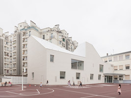 Dance Studios and Music Rooms, Versailles | Schools | Joly & Loiret