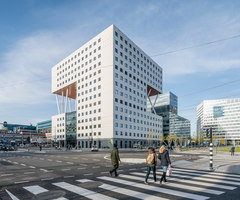 O|2 Laboratory and Research Building Amsterdam | Office buildings | EGM
