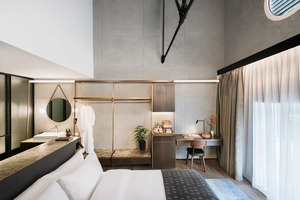 The Warehouse Hotel | Hotel interiors | Asylum
