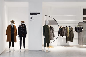 Magmode of Hangzhou Kerry Center store | Diseño de tiendas | RIGI Design