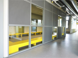 Bildungscampus Attemsgasse | Manufacturer references | Intek reference projects