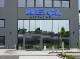 Weigl Liftsysteme – Schauraum Wien | Manufacturer references | Intek reference projects