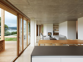 House MW | Case unifamiliari | Ralph Germann Architectes