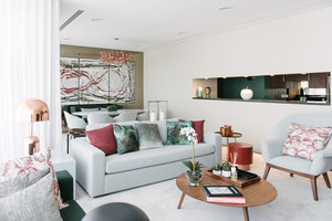 Burj Daman | Wohnräume | Sneha Divias Atelier