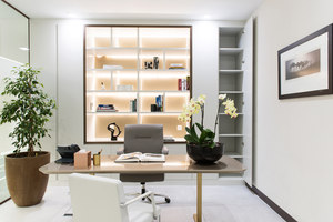 Dubai Holding Executive Office | Office facilities | Sneha Divias Atelier