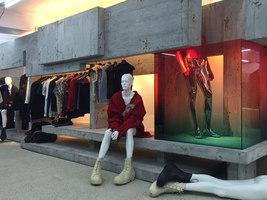 Raf Simons Dover Street Market | Shop interiors | Glenn Sestig Architects