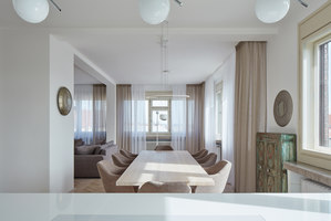 Apartment Letna | Living space | Objectum