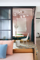 Happy Valey Residence | Living space | Lim + Lu