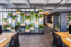 The Business Year | Office facilities | Slash Architects
