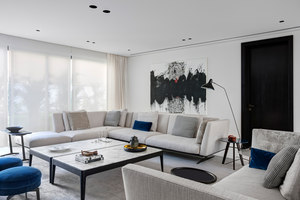 The Jumeirah Residence | Living space | VSHD Design