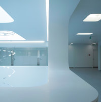 Lausanne University Hospital Extension | Hospitals | meier + associes architectes