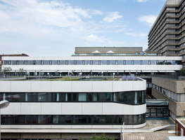 Lausanne University Hospital Extension | Krankenhäuser | meier + associes architectes