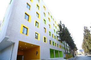 Gagua Clinic - Maternity Hospital | Hôpitaux | Tsutskiridze+Architects
