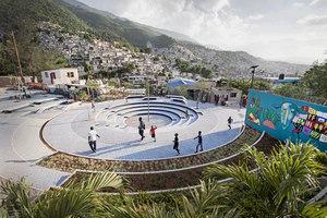 Tapis Rouge | Public squares | Emergent Vernacular Architecture (EVA Studio)