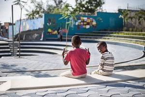 Tapis Rouge   Public squares   Emergent Vernacular Architecture (EVA Studio)