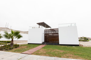 CASA A | Detached houses | Borde Arquitectos