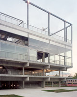 Public Condenser | Instalacione deportivas | Studio Muoto