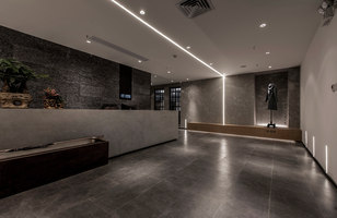 OUALLIN clothing - Tianan Cyber Park Office/Showroom | Office facilities | Bernard Space Design