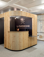 Le Parisienne Assurances | Manufacturer references | Arper reference projects