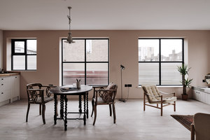 New Cross Lofts | Living space | Chan + Eayrs