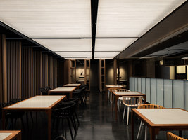 Sunni 67 | Restaurant interiors | Atelier About Architecture