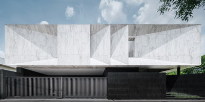 Marble House | Case unifamiliari | Openbox Architects