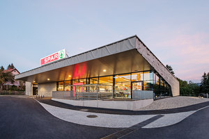 Spar Supermarkt | Manufacturer references | Eternit reference projects