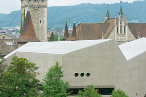 Landesmuseum Zürich | Manufacturer references | Eternit reference projects