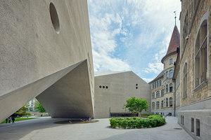Landesmuseum Zürich | Herstellerreferenzen | Eternit reference projects