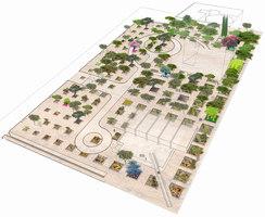 Water Recipe Garden | Gardens | Inside Outside studio