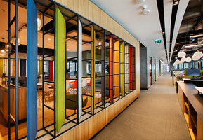 British American Tobacco Turkey Headquarters | Oficinas | Bakirkure Architects