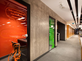 British American Tobacco Turkey Headquarters | Office facilities | Bakirkure Architects