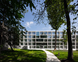 Institut des Sciences Moléculaires d'Orsay | Universities | KAAN Architecten