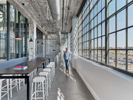 MullenLowe | Office facilities | TPG Architecture