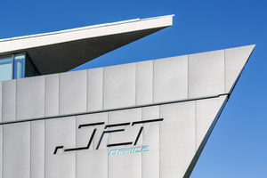 Jet Office | Manufacturer references | Swisspearl reference projects