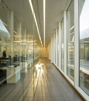 OFFICE BUILDING TAGUS GÁS | Manufacturer references | Swisspearl reference projects