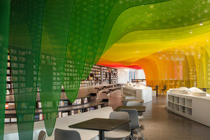 Metal Rainbow | Shop interiors | Wutopia Lab