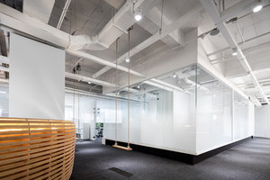 Office Environmental Design of Shiyue Media | Office facilities | CUN Design