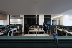 Space Design of Elephant-Parade Office | Office facilities | CUN Design