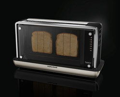 Redefine Collection Glass Toaster | Manufacturer references | Schott reference projects