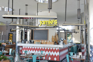 Jamie's Italian Restaurant | Manufacturer references | Schott reference projects