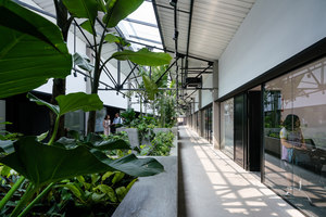 Jungle Station | Office facilities | G8A Architecture & Urban Planning