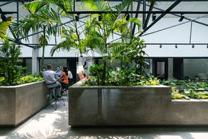 Jungle Station | Spazi ufficio | G8A Architecture & Urban Planning
