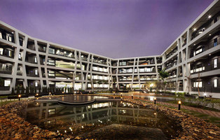 Concrete Lace | Office buildings | G8A Architecture & Urban Planning