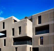 Striped Living | Apartment blocks | G8A Architecture & Urban Planning