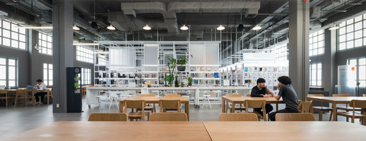 Thailand Creative and Design Center (TCDC) | Office facilities | Department Of Architecture